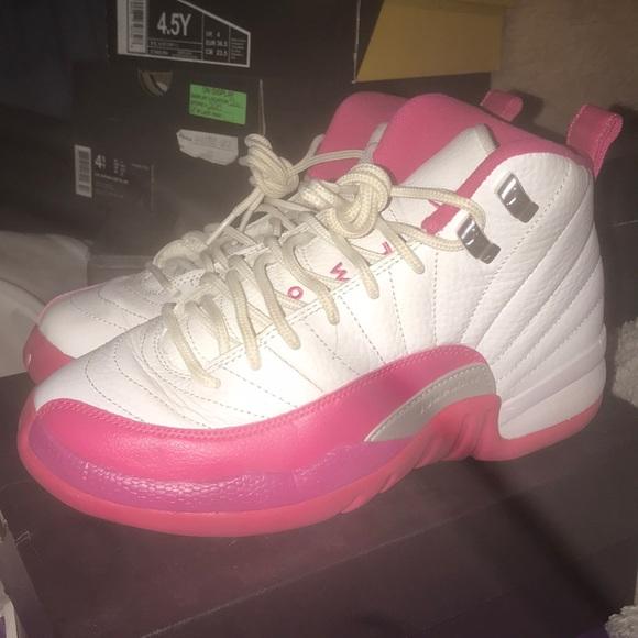 Jordan Shoes | Valentine 12s | Poshmark